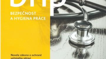 Uvěřejnění série našich článků o soudním znalectví časopisem BHP